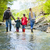 семьи · два · осень · лес · молодые · счастливая · семья - Сток-фото © dashapetrenko