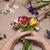 florista · trabajo · mujer · ramo · primavera - foto stock © dashapetrenko