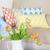 vert · vase · tulipes · grand · bouquet · coloré - photo stock © dashapetrenko