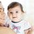 feliz · mãe · dez · meses · velho · bebê - foto stock © dashapetrenko