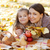 happy young mother with daughter in autumn park stock photo © dashapetrenko