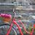 vecchio · vintage · bicicletta · muro · arrugginito · concrete - foto d'archivio © dashapetrenko