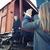 機関車 · レトロな · 列車 · 輸送 · 旅行 · ヴィンテージ - ストックフォト © dashapetrenko