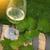 um · vidro · vinho · branco · folhas · verdes · uva · vinho - foto stock © dashapetrenko