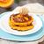 pumpkin pancakes with honey stock photo © dashapetrenko