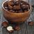 meyve · sonbahar · düşmek · tatlı · somun - stok fotoğraf © dashapetrenko