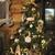 amarelo · bugiganga · árvore · de · natal · decorativo · árvore - foto stock © dashapetrenko