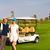 giovani · Coppia · giocare · golf · campo · da · golf · piedi - foto d'archivio © dashapetrenko