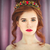güzel · moda · model · poz · gece · elbisesi · mutlu - stok fotoğraf © dashapetrenko