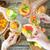 family dinner with lemonade stock photo © dashapetrenko