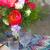 dettaglio · elegante · cena · fiore · wedding · luce - foto d'archivio © dashapetrenko