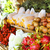 Tailândia · mercado · comida · foco · alho · mulher - foto stock © dashapetrenko