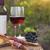 queijo · vinho · tinto · rural · comida · vinho · vidro - foto stock © dashapetrenko