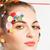 młodych · piękna · blond · kobiet · kreatywność · fryzura - zdjęcia stock © dashapetrenko