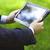 dijital · tablet · ekran · skandal · haber - stok fotoğraf © dashapetrenko