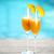 vidro · pêssego · álcool · celebração · fotografia · vertical - foto stock © dashapetrenko