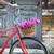 Jahrgang · Fahrrad · legen · Blumen · alten · Holz - stock foto © dashapetrenko