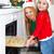 familie · koken · christmas · cookies · vrolijk · gelukkig - stockfoto © dashapetrenko