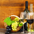 still life with red and white wine stock photo © dashapetrenko