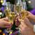 празднования · люди · очки · шампанского - Сток-фото © dashapetrenko