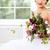 ramo · de · la · boda · ventana · flores · flor · boda · aumentó - foto stock © dashapetrenko