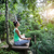 młoda · kobieta · jogi · wieczór · odkryty · drzewo · sportu - zdjęcia stock © dashapetrenko