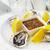 カキ · レモン · パセリ · 古い · カキ · ナイフ - ストックフォト © dashapetrenko
