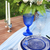 фиолетовый · закрывается · ваза · белый · стены - Сток-фото © dashapetrenko