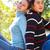 heureux · amour · extérieur · femme · fille - photo stock © dashapetrenko