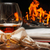 赤ワイン · 暖炉 · 図書 · 家 · ワイン · 背景 - ストックフォト © dashapetrenko