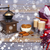 cookies · rose · sweet · table · confiserie - photo stock © dashapetrenko