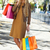 young woman with shopping bags stock photo © dashapetrenko