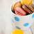 French macaroons in the cup stock photo © dashapetrenko