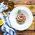 russo · salada · raiz · de · beterraba · cerâmico · prato · comida - foto stock © dashapetrenko
