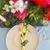 fine · dining · virágok · ebédlőasztal · hely · engem · nem - stock fotó © dashapetrenko
