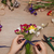 çiçekçi · çalışmak · kadın · buket · bahar - stok fotoğraf © dashapetrenko