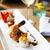 avokádó · Seattle · saláta · mustár · mártás · fehér - stock fotó © dashapetrenko