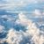 небе · крошечный · облака · природы · лет · обои - Сток-фото © dashapetrenko