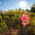 happy mother and her little daughter in the vineyard stock photo © dashapetrenko