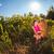 家族 · 畑 · 収穫 · 美しい · 小さな · 笑みを浮かべて - ストックフォト © dashapetrenko