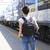 trem · carro · estação · de · trem · transporte · logística - foto stock © dashapetrenko