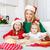felice · preparazione · Natale · vacanze · madre - foto d'archivio © dashapetrenko