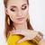 genç · kadın · makyaj · kadın · yüz - stok fotoğraf © dashapetrenko