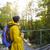 pisos · rio · floresta · ponte - foto stock © dashapetrenko