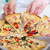 tost · dilimleri · pizza · gıda · ahşap - stok fotoğraf © dashapetrenko