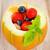delicioso · frescos · frutas · servido · melón · madera - foto stock © dashapetrenko