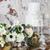 elegáns · esküvői · torta · fehér · rózsák · virág · esküvő - stock fotó © dashapetrenko