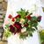 美しい · 幸せ · 花嫁 · 花束 · 屋外 · 公園 - ストックフォト © dashapetrenko