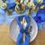 tabel · vintage · stijl · gouden · Blauw · kleuren - stockfoto © dashapetrenko