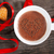 mug of hot chocolate or cocoa with cookies stock photo © dashapetrenko